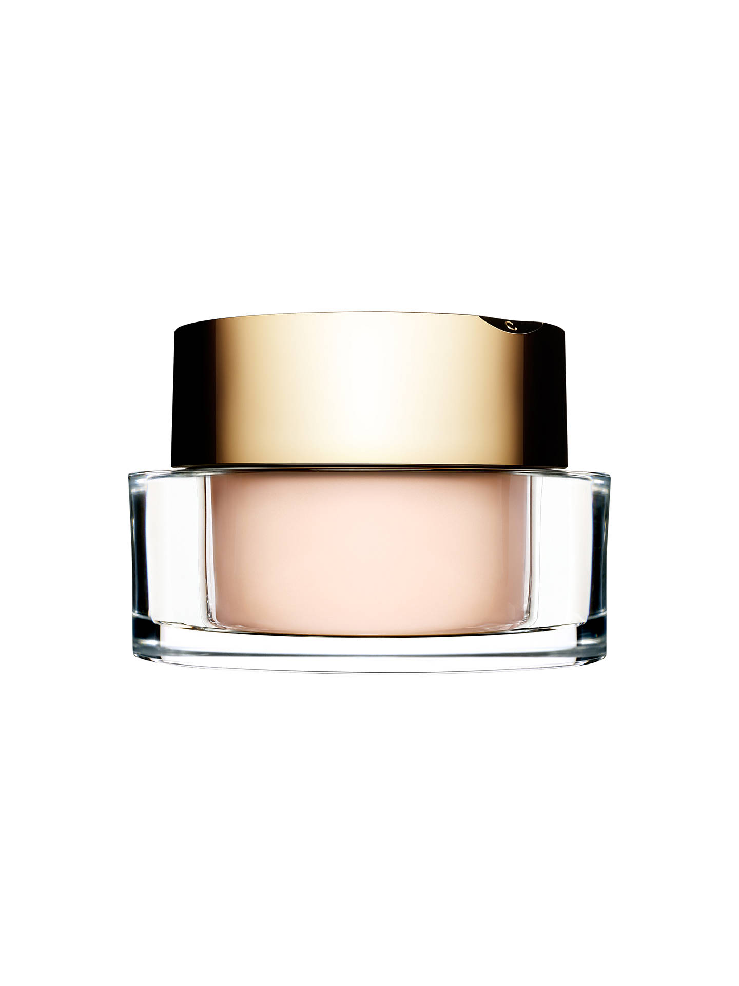 BuyClarins New Mineral Loose Powder, 03 Transparent Warm Online at johnlewis.com