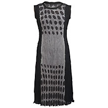 Buy Chesca Crush Pleat Spot Dress Online at johnlewis.com
