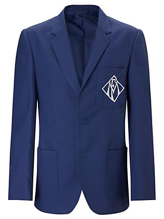 Maria Fidelis Catholic School Boys' Blazer, Royal Blue