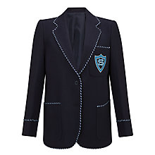 Buy Sacred Heart School Unisex Blazer, Navy Online at johnlewis.com