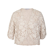 Buy Chesca Pearl Beaded Bolero Online at johnlewis.com