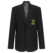 Buy Woodbridge High School Boys' Blazer, Black Online at johnlewis.com