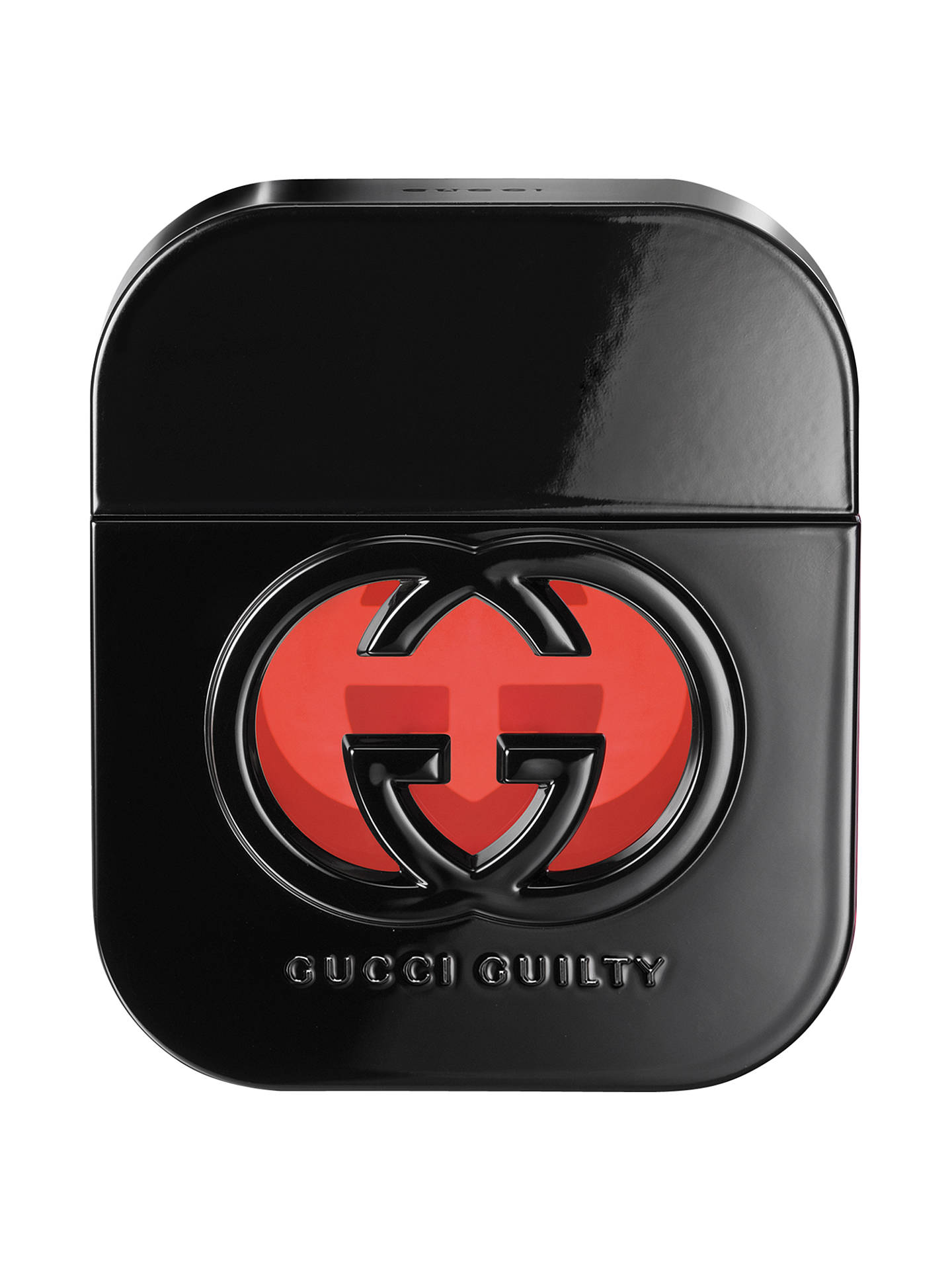 Gucci Guillty Black Eau De Toilette For Her At John Lewis Partners