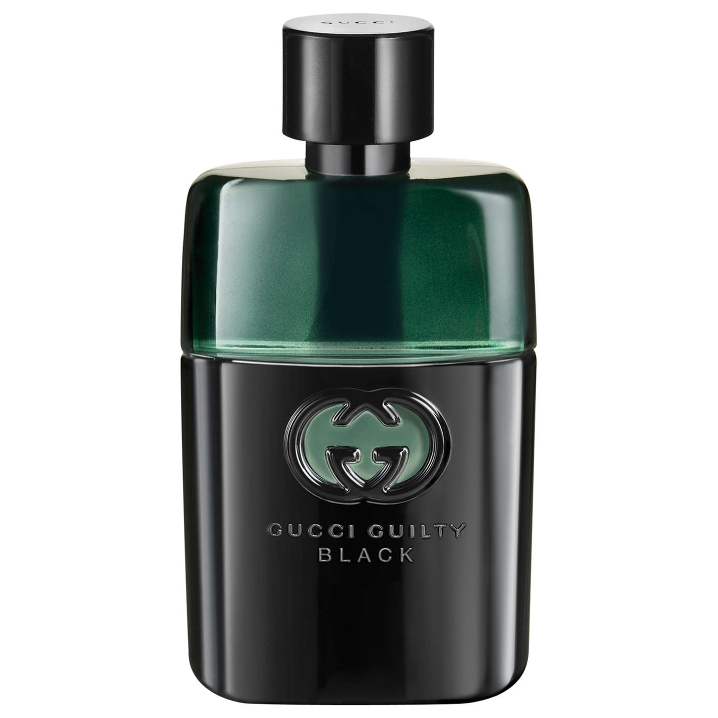 BuyGucci Guilty Black Pour Homme Eau de Toilette, 50ml Online at johnlewis.com
