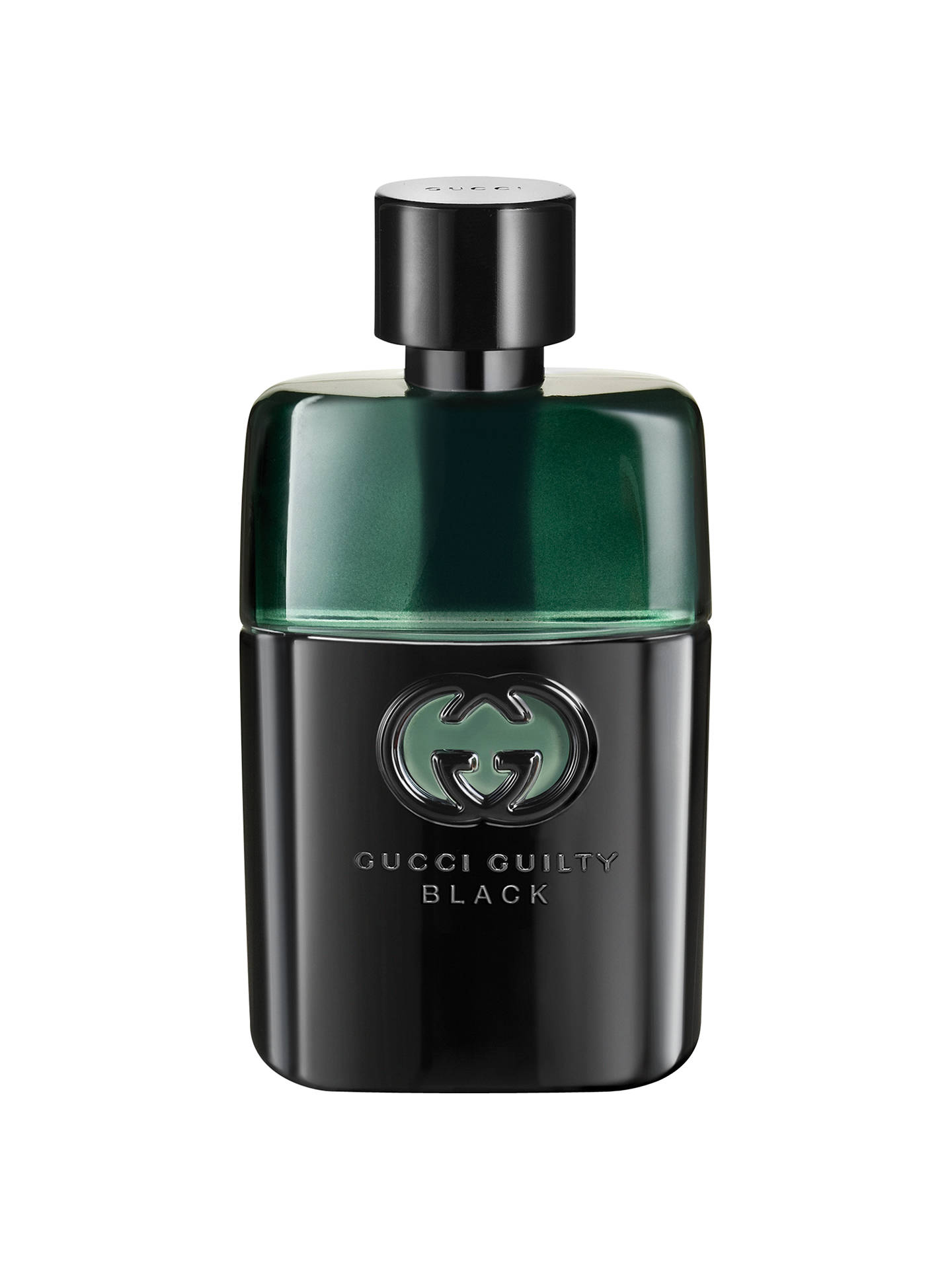 Gucci Guillty Black Eau De Toilette For Him At John Lewis Partners