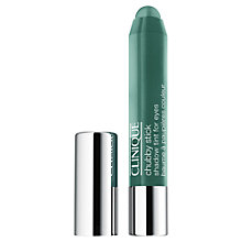Buy Clinique Chubby Stick Shadow Tint for Eyes Online at johnlewis.com