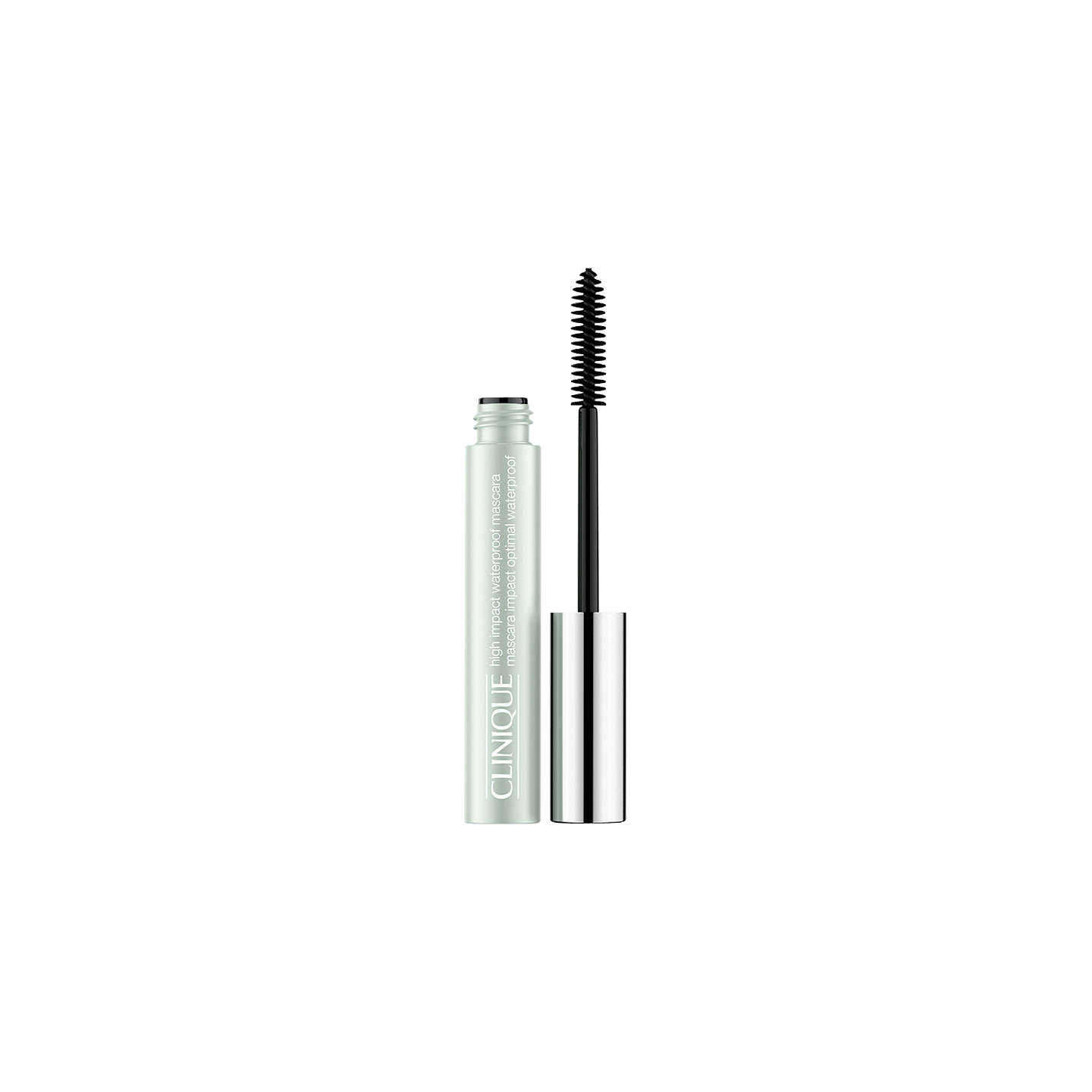 BuyClinique High Impact Waterproof Mascara, 8ml, Black Online at johnlewis.com