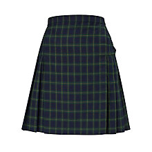 Buy Sherrardswood School Girls' Kilt, Tartan Online at johnlewis.com
