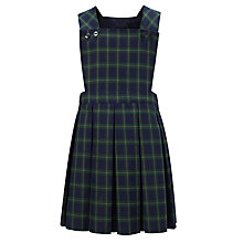 Buy Sherrardswood School Girls' Tunic, Tartan Online at johnlewis.com