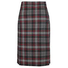 Buy Great Ballard School Girls' Kilt, Tartan Online at johnlewis.com