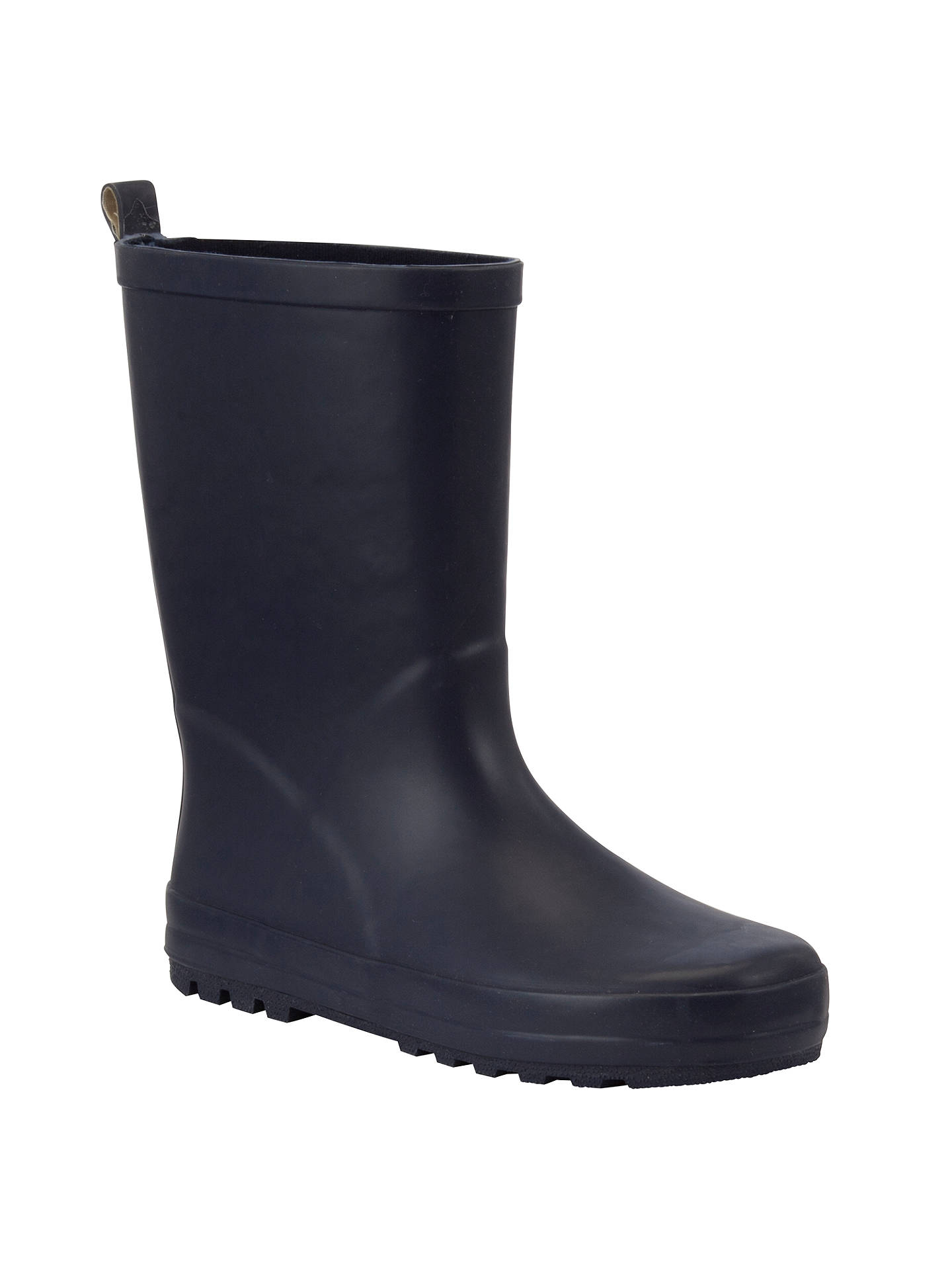 5fcc58f7029 Buy John Lewis & Partners Children's Wellington Boots, Navy, 6 Jnr Online  at johnlewis ...