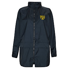 Buy St John's Priory Unisex Cagoule, Navy Online at johnlewis.com