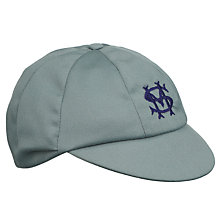 Buy St Martin's School for Boys Cap, Jade Green Online at johnlewis.com