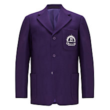 Buy Forest Preparatory School Unisex Blazer, Purple Online at johnlewis.com