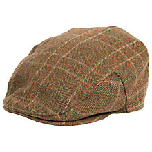 Buy Barbour Wool Crieff Flat Cap Online at johnlewis.com