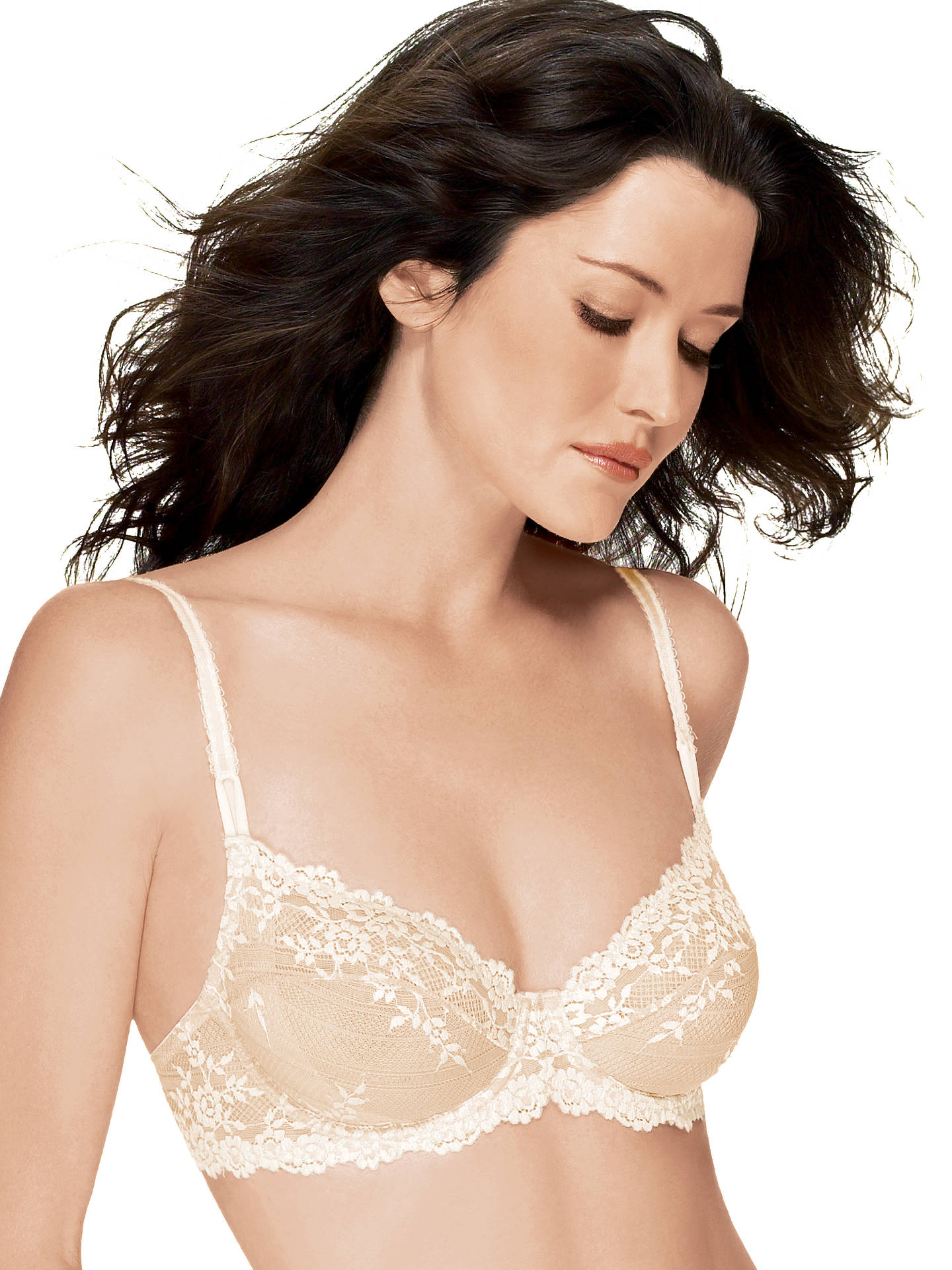7d59ff4b3e Wacoal Embrace Lace Underwired Bra at John Lewis   Partners