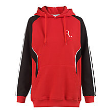 Buy The Red Maids' School Girls' PE Hoodie, Red Online at johnlewis.com