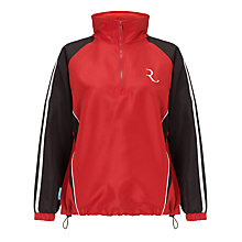 Buy Redmaids' High School Girls' Tracksuit Top, Black/Red Online at johnlewis.com