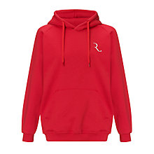 Buy The Red Maids' Junior School Girls' PE Hoodie, Red Online at johnlewis.com