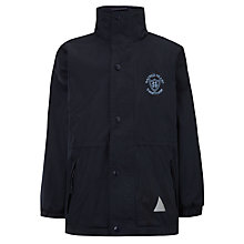 Buy Sacred Heart School Unisex Embroidered Jacket, Navy Online at johnlewis.com