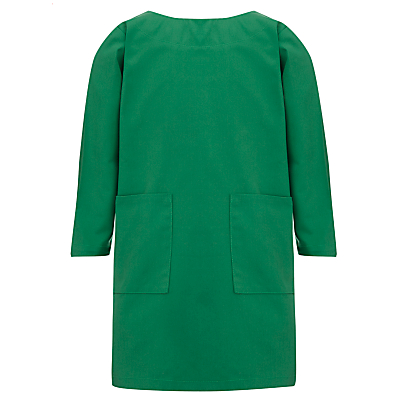 Product photo of Ibstock place school smock green