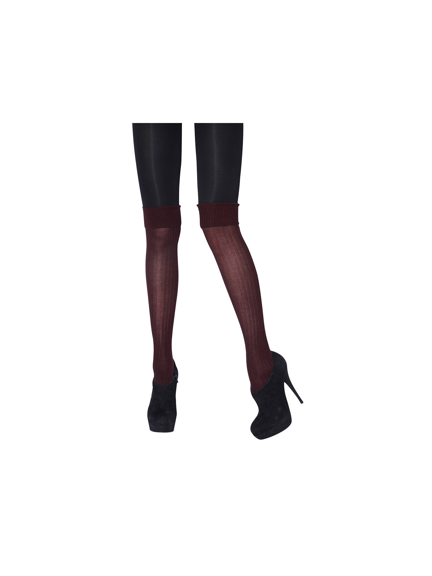 Crimson pantyhose list