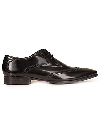 Oliver Sweeney Buxhall Brogue Derby Shoes, Black