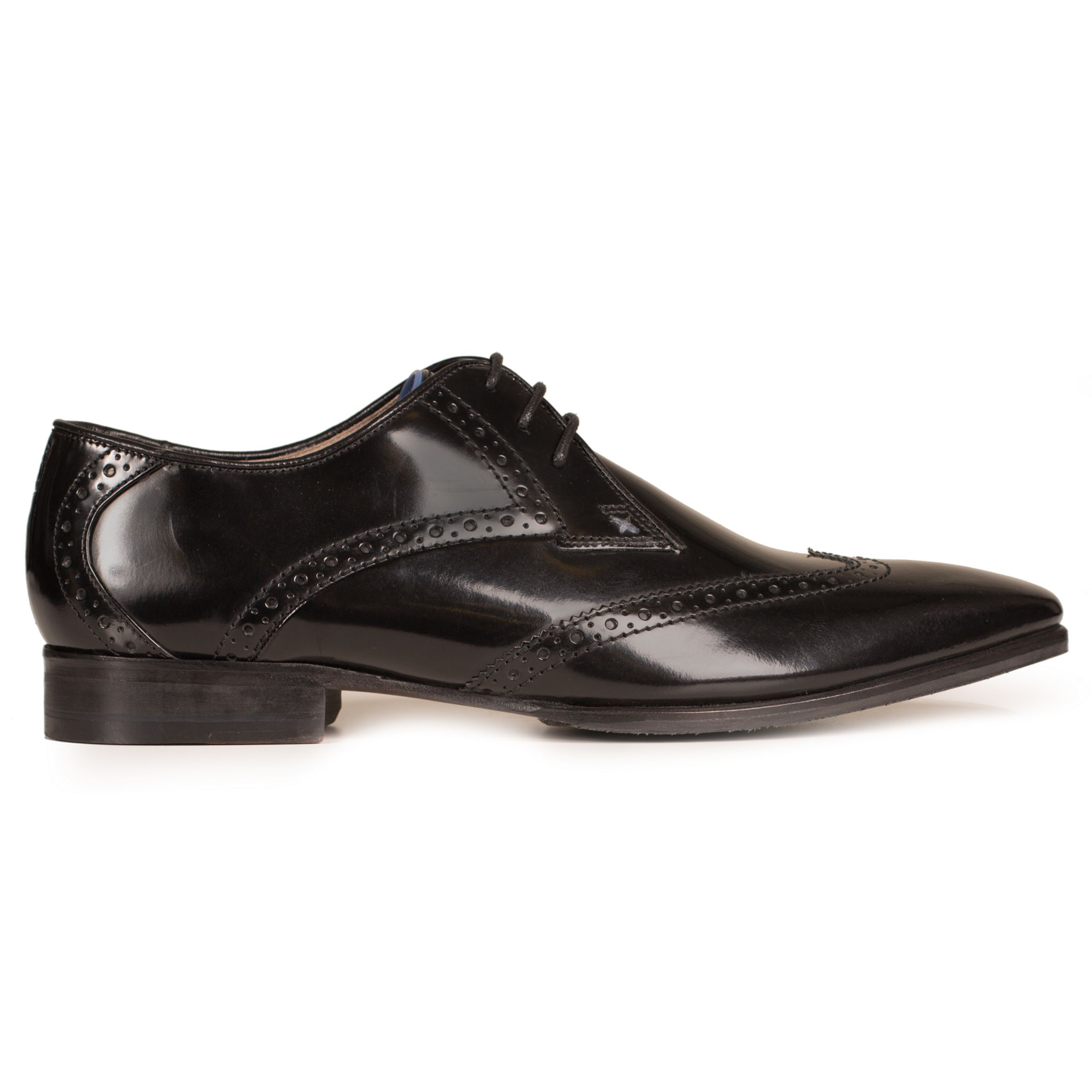 Oliver Sweeney Oliver Sweeney Buxhall Brogue Derby Shoes, Black