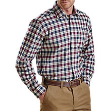 Buy Barbour Astwell Check Long Sleeve Shirt Online at johnlewis.com