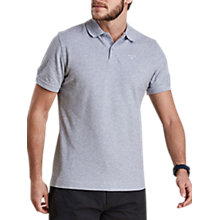 Buy Barbour Lifestyle Sports Cotton Short Sleeve Polo Shirt Online at johnlewis.com