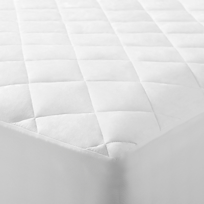 John Lewis Specialist Synthetic Active Anti Allergy Mattress Protector