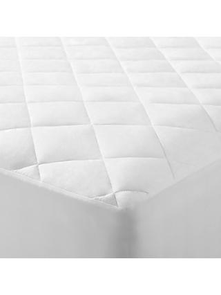 Elegant John Lewis U0026 Partners Specialist Synthetic Active Anti Allergy Mattress  Protector