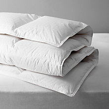 Buy John Lewis Natural Collection Hungarian Goose Down Duvet, 13.5 Tog Online at johnlewis.com
