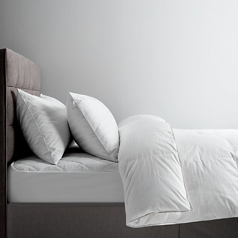 Buy John Lewis Natural Collection Siberian Goose Down Duvet, 13.5 Tog Online at johnlewis.com