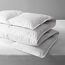Buy John Lewis Natural Collection Siberian Goose Down Duvet, 10.5 Tog Online at johnlewis.com