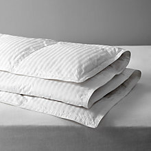Buy John Lewis Luxury Hungarian Goose Down Duvet, 7 Tog Online at johnlewis.com