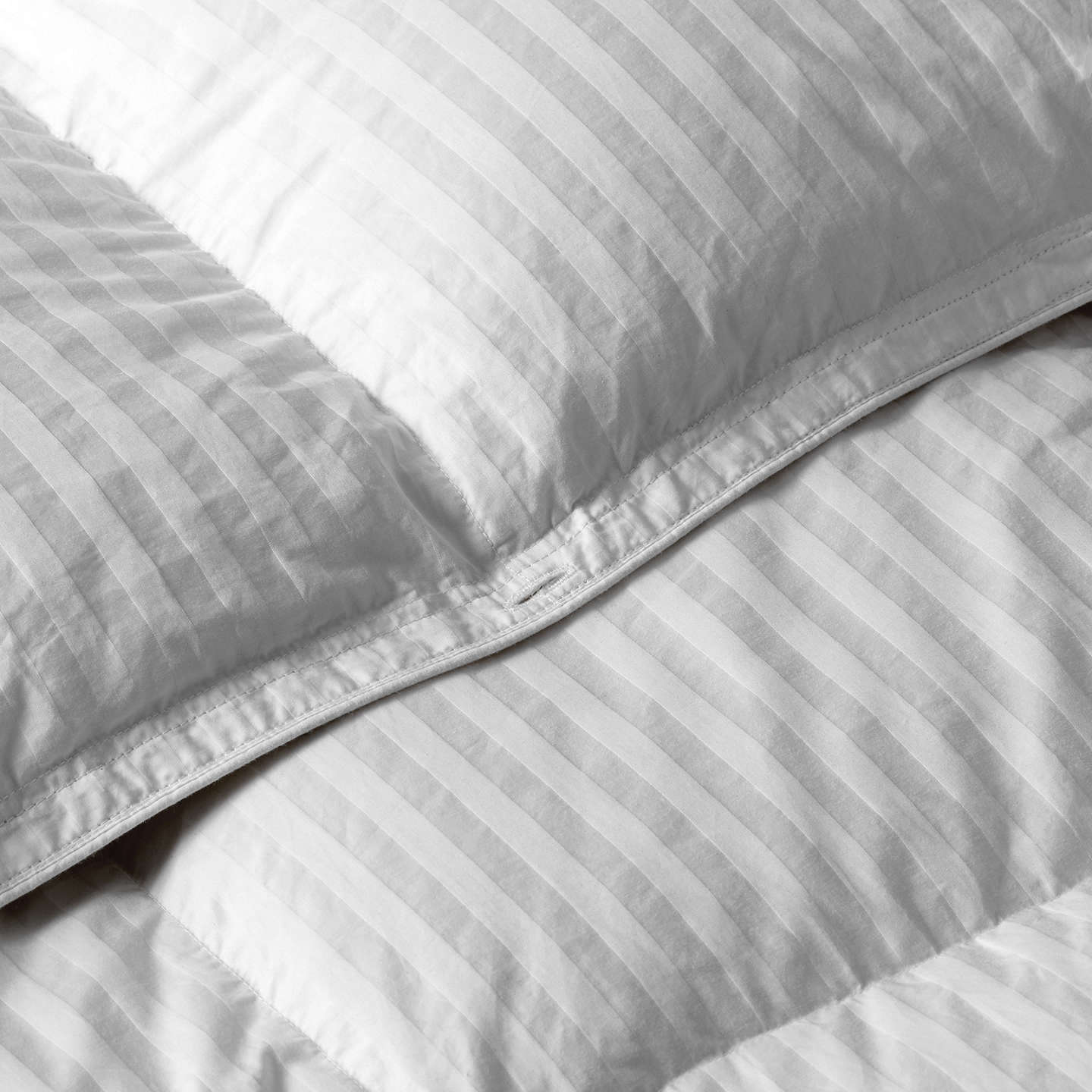 BuyJohn Lewis Natural Collection Hungarian Goose Down Duvet, 10.5 Tog, Single Online at johnlewis.com