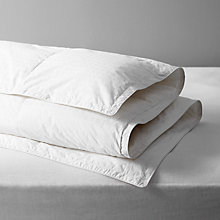 Buy John Lewis Natural Collection Siberian Goose Down Duvet, 4.5 Tog Online at johnlewis.com