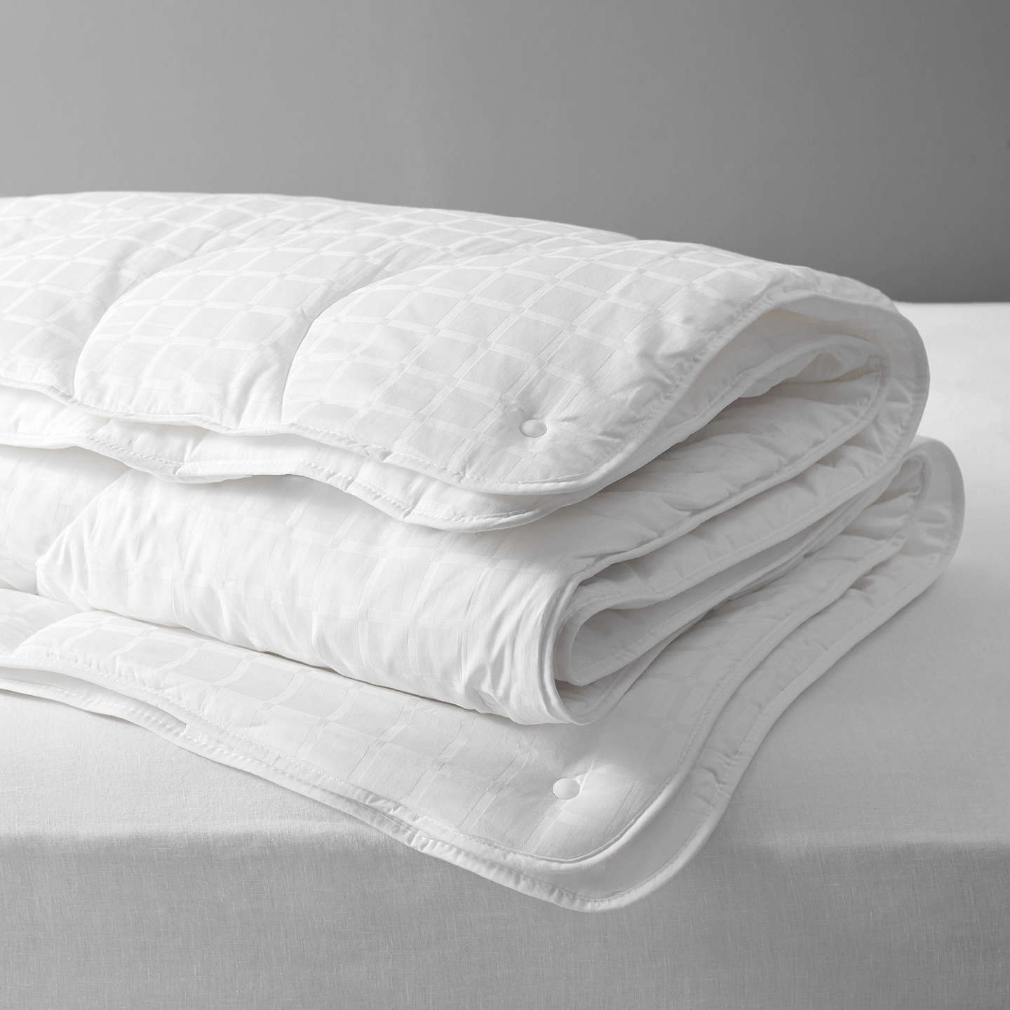 John Lewis Specialist Synthetic Active Anti Allergy Duvet 13 5 Tog 4 9