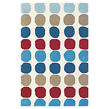 Buy Harlequin Sum It Up Abacus Children's Rug Online at johnlewis.com