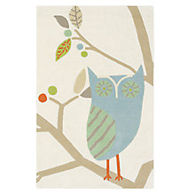 Buy Harlequin What a Hoot Children's Rug Online at johnlewis.com