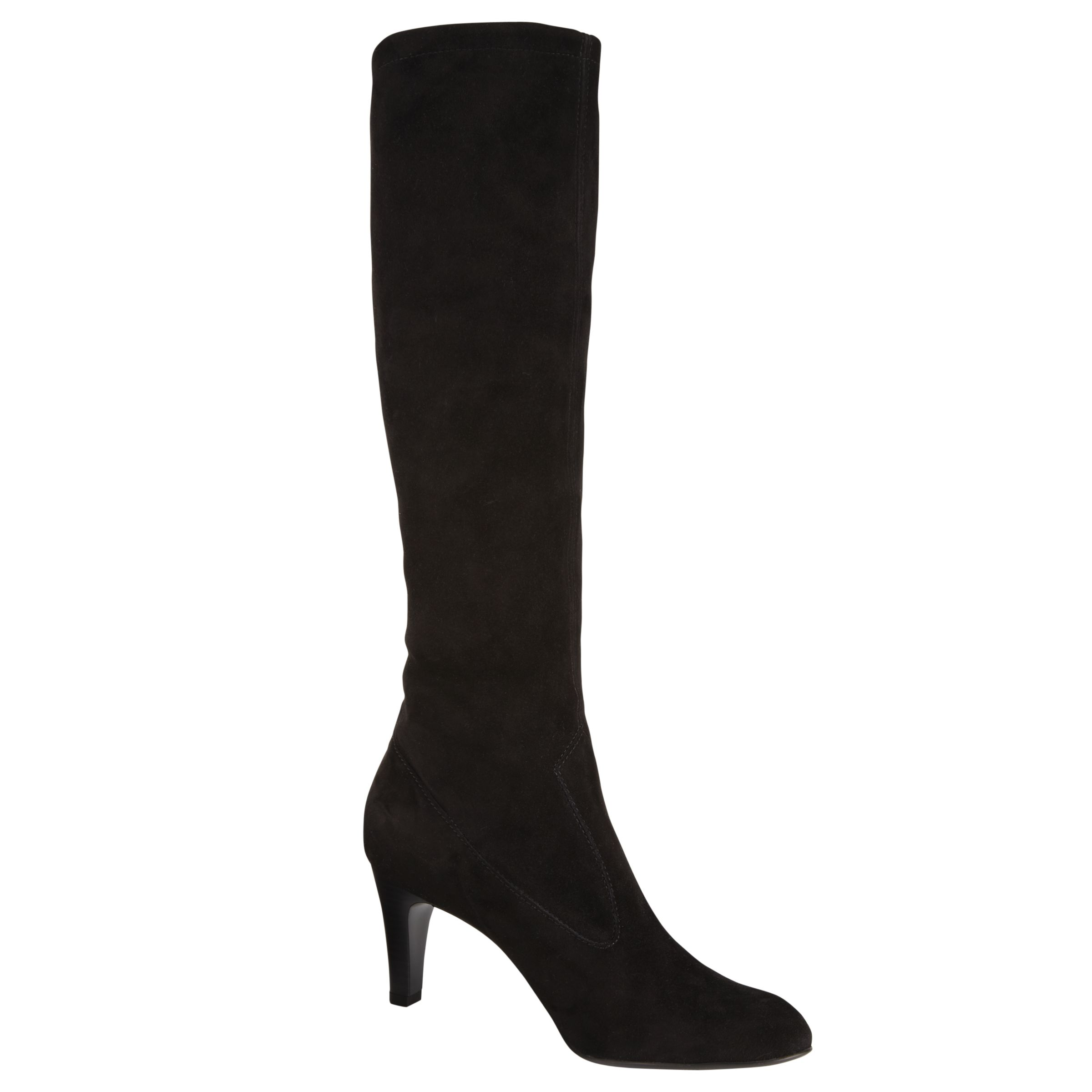 ed83e226127 Peter Kaiser Levke Suede Pull On Boots