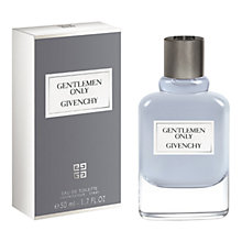 Buy Givenchy Gentlemen Only Eau de Toilette Online at johnlewis.com