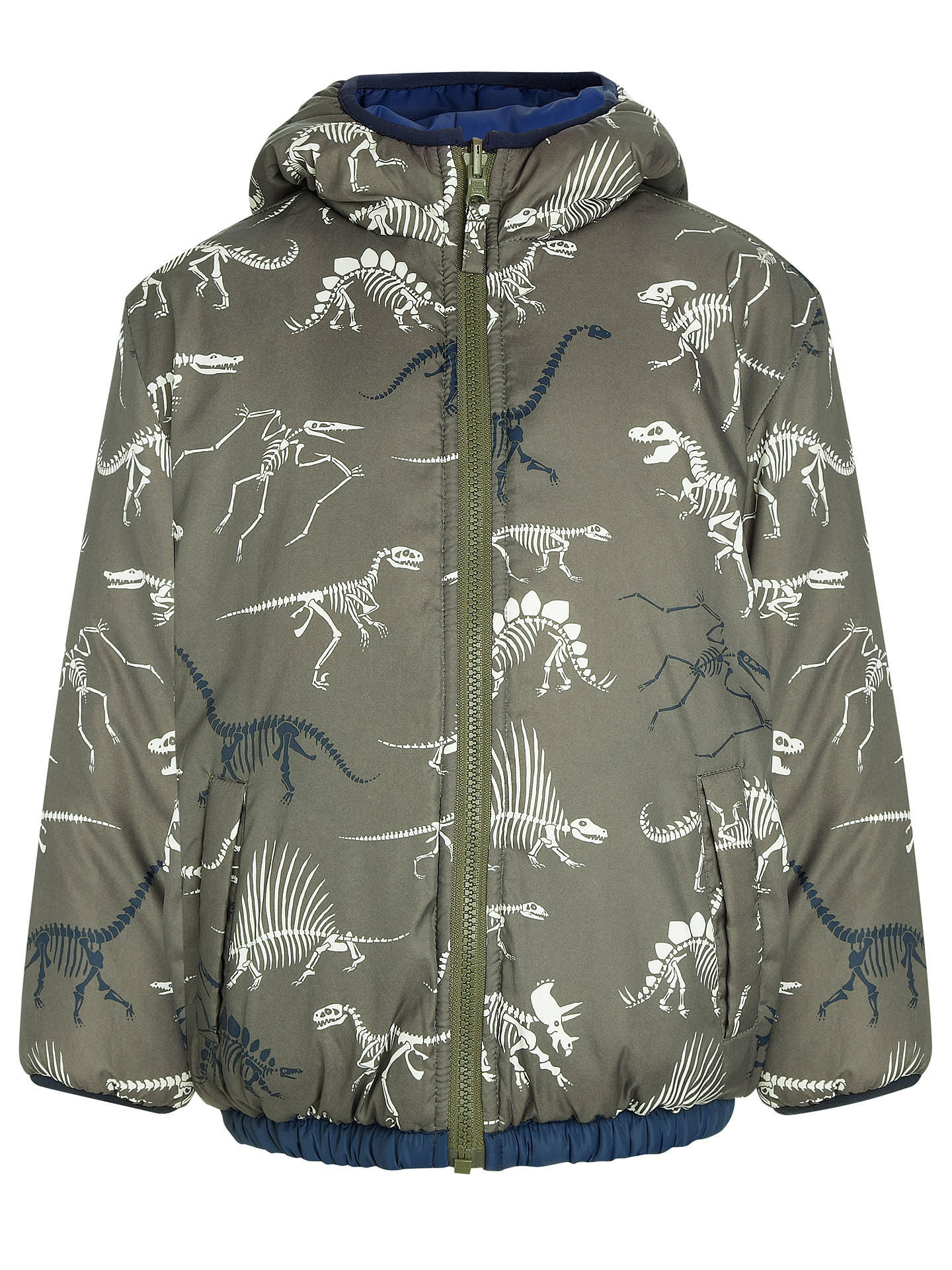 0bb127d1e84f Hatley Boys  Reversible Dino Padded Jacket