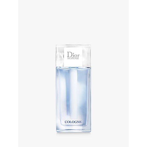Buy Dior Homme Cologne Online at johnlewis.com