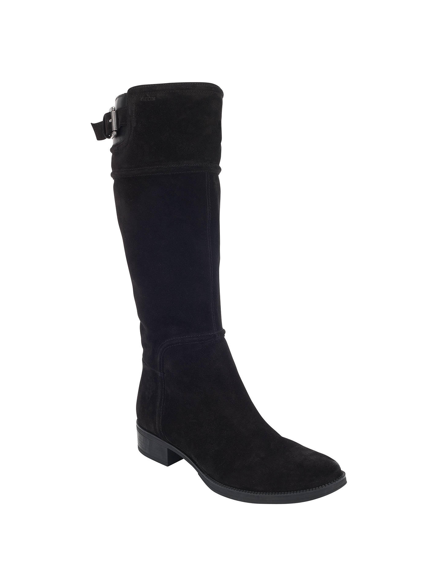 new products f958e 8bc66 Geox Donna Mendi Stivali Knee Boots at John Lewis & Partners