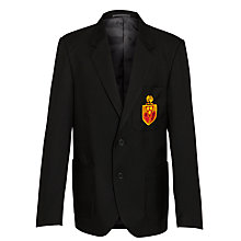Buy Watford Boys' Grammar School Blazer, Black Online at johnlewis.com