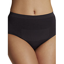 Buy Cantaloop Caesarean Section Briefs, Pack of 2, White/Black Online at johnlewis.com