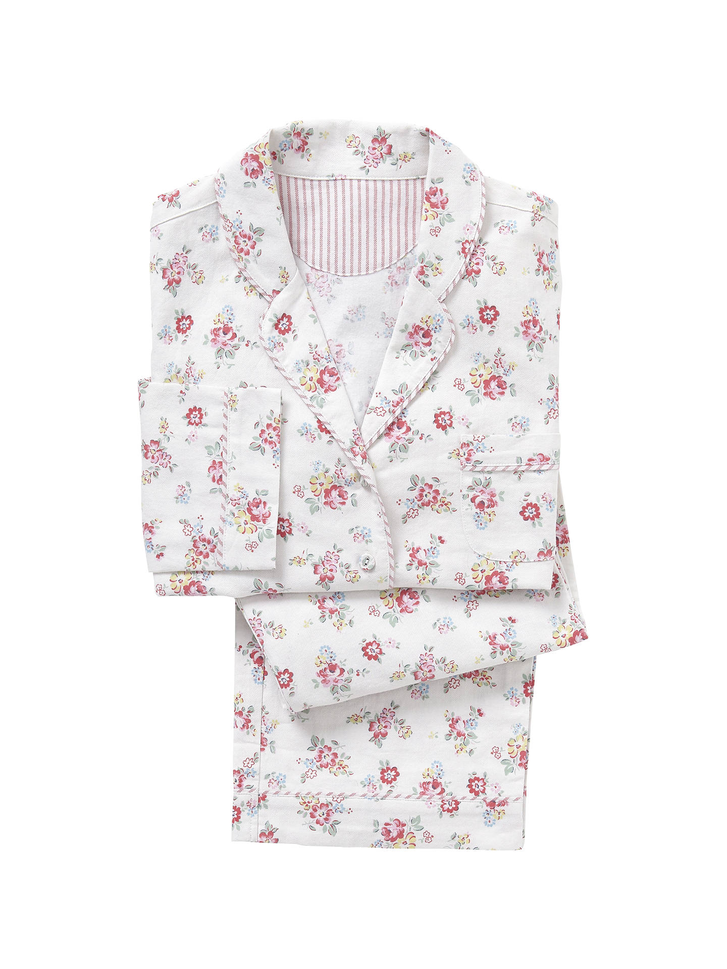 on sale top-rated professional strong packing Cath Kidston Camberwell Pyjama Set, Multi at John Lewis ...