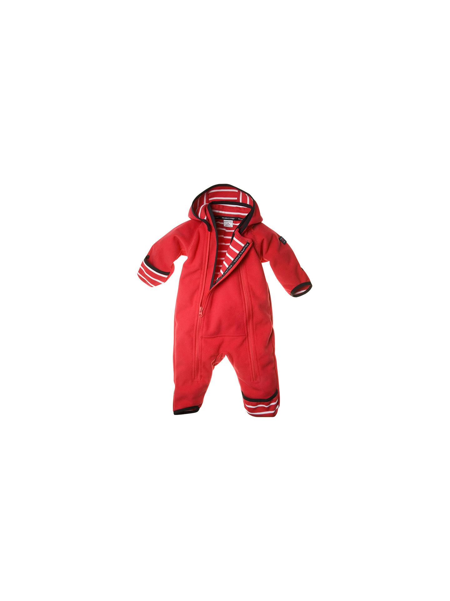 b3f757360 Polarn O. Pyret Fleece Suit at John Lewis   Partners